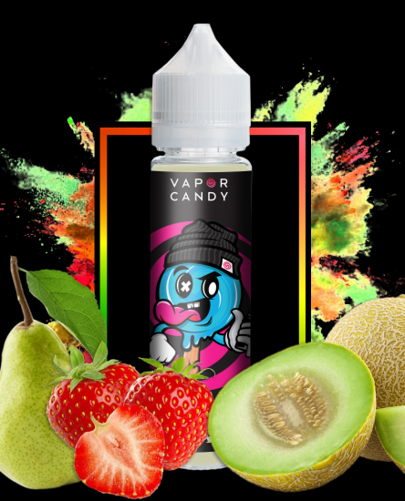 honey peary honeydew vape