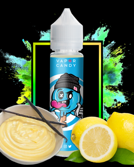 lemon custard vape